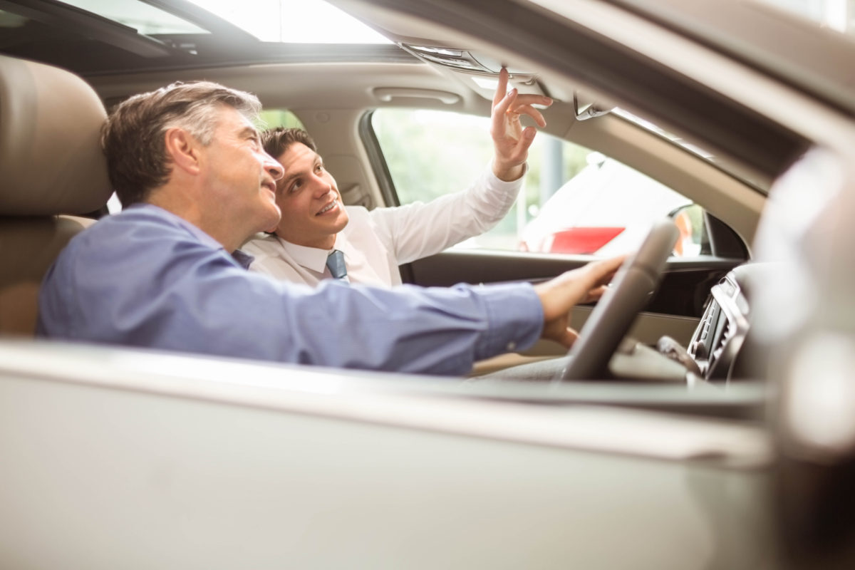 Buying A Preregistered Car
