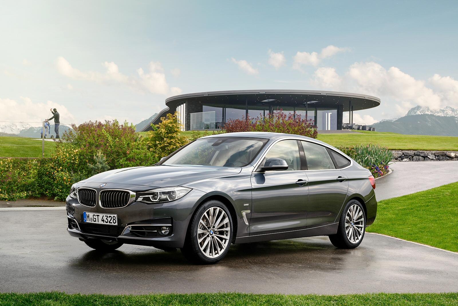 BMW 3 series 2018 model