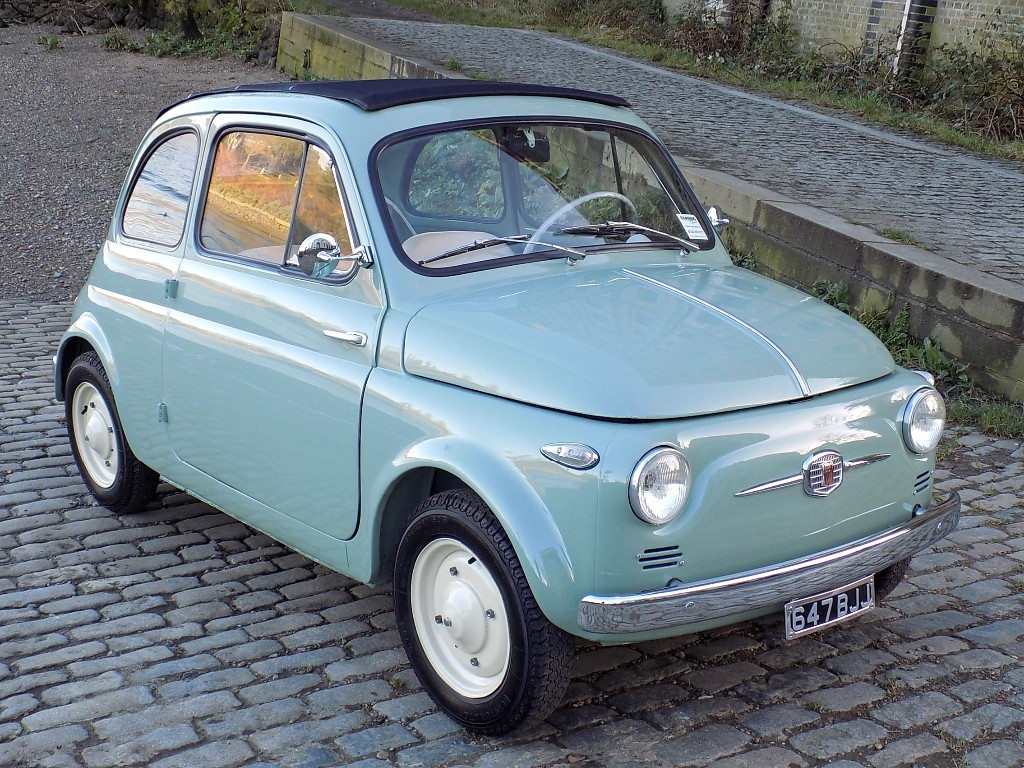 Fiat 500 1959 model