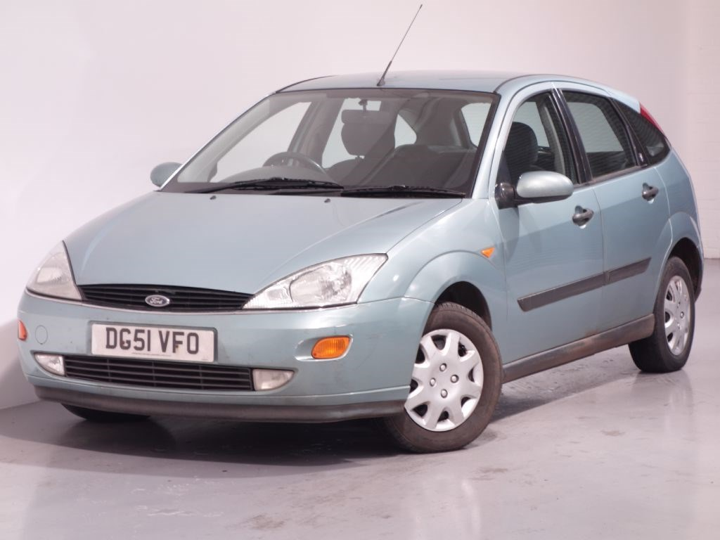Ford Focus 2001 model