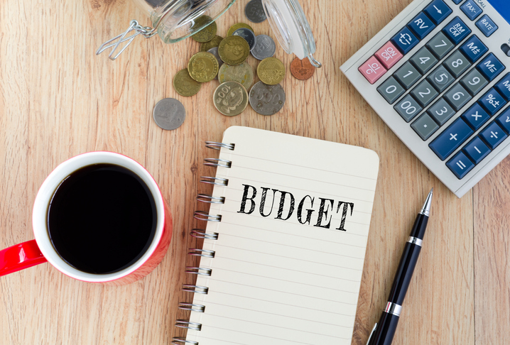 How to plan your own spring budget
