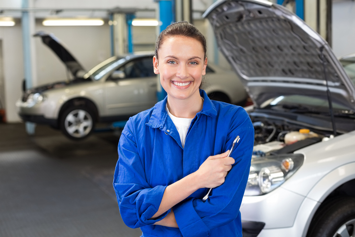 Powered by women – Women in the motor industry